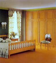 Photo: Schlafzimmer Modell Comtess, Kirschbaum, BAYER Stilmöbel