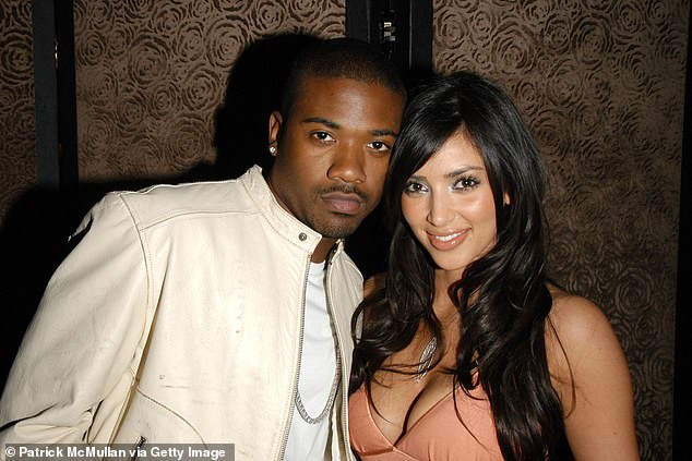 Kim Kardashian denies existence of 'unreleased sex tape' with ex-boyfriend Ray J after Ray's former manager said he'll give the footage to Kanye West