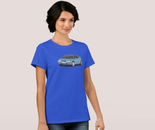 Citroën Xantia shirts