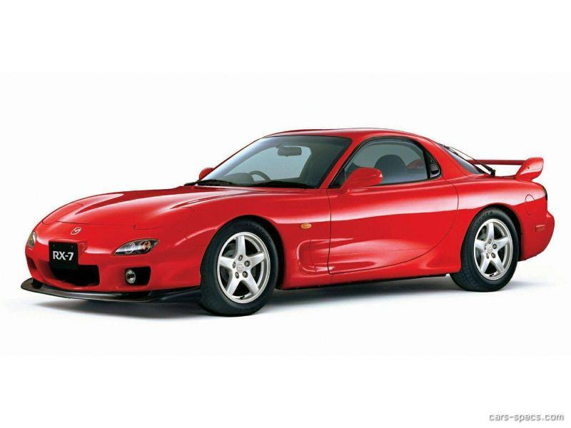 1995 mazda rx 7 coupe specifications pictures prices. Black Bedroom Furniture Sets. Home Design Ideas