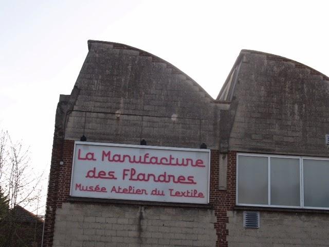 Manufacture des Flandres musée Roubaix textile Couture
