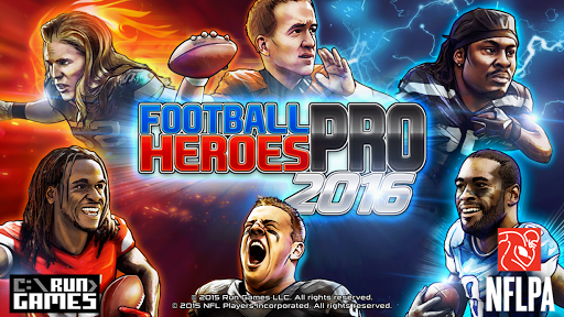 Football Heroes PRO 2016 Screenshot