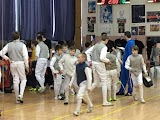 CSKA Mosow Fencing Club Christmas Camp 2016