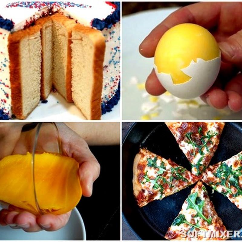 Двадцать кухонных секретов