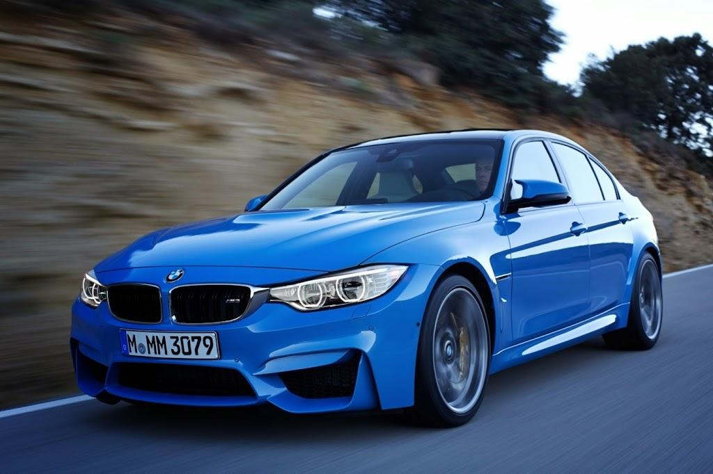 2015 BMW M3 Sedan 402