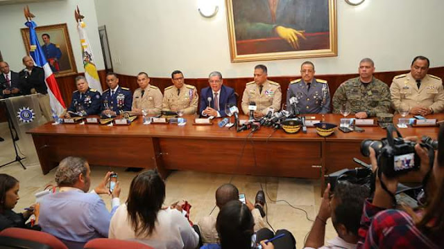 Gobierno dispone asignación unidades élites en calles para reforzar seguridad ciudadana.