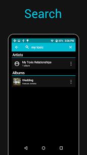 Rocket Music Player Premium v5.7.64 Cracked APK 1