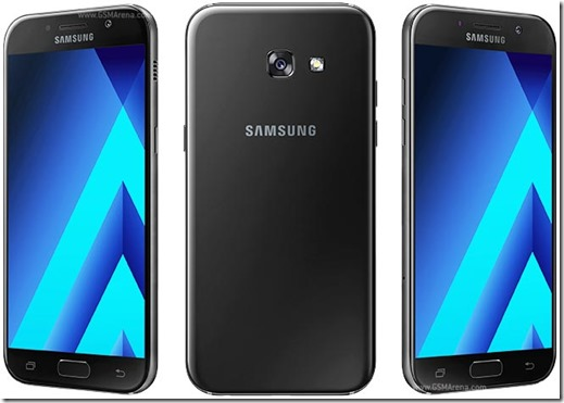 Samsung Galaxy A5 2017 dengan Kamera Depan & Belakang 16MP