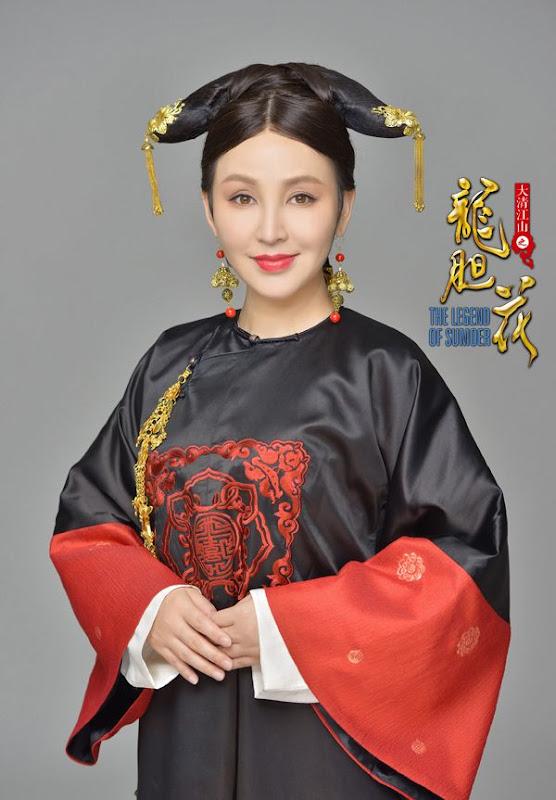 Yue Lina China Actor