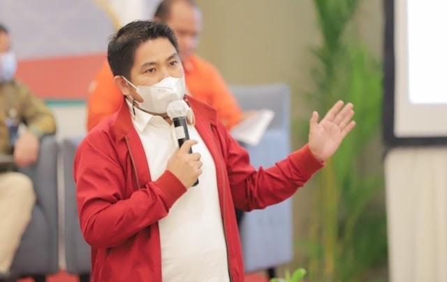 Waket DPRD Kalsel Ingatkan Penularan Covid-19 di Kalsel Masih Tinggi