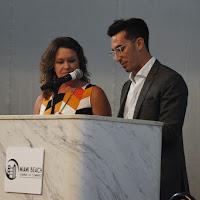 Mirielle Enlow & Jordan Kramer speaking38