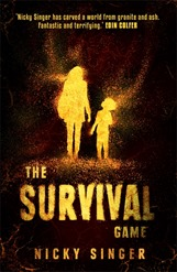 The Survival Game Nicky Singer cover