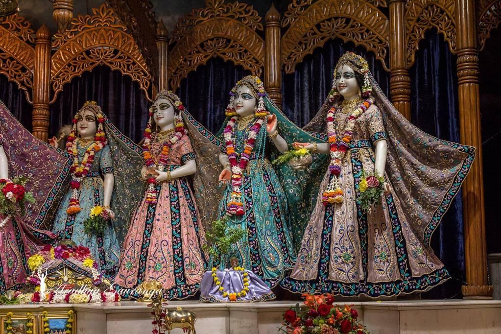 ISKCON Mayapur Deity Darshan 01 Mar 2016 (29)