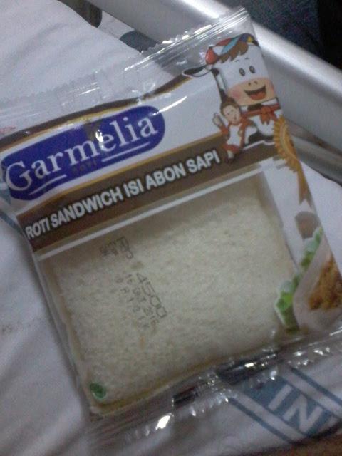 Referensi Makanan : Garmelia Roti