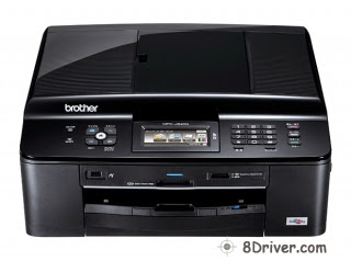 Get Brother MFC-J840N printer's driver, learn about ways to install