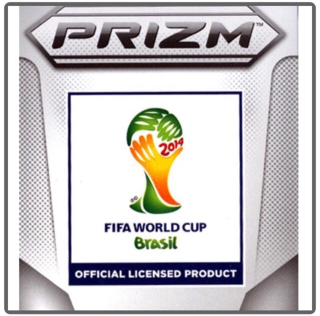 2014 Panini Prizm Copa del Mundo #193 Edinson Cavani-Uruguay-Tarjeta Base