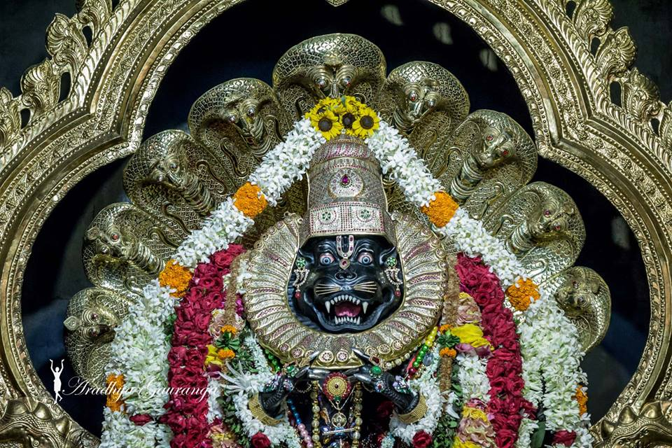 ISKCON Mayapur  Deity Darshan 22 July 2016 (23)