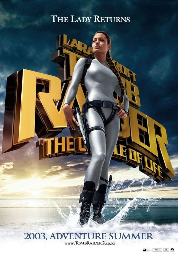 Lara Croft Tomb Raider 2: La cuna de la vida - Lara Croft Tomb Raider: The Cradle of Life (2003)