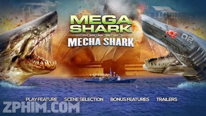 Ảnh trong phim Đại Chiến Cá Mập - Mega Shark vs. Mecha Shark 1