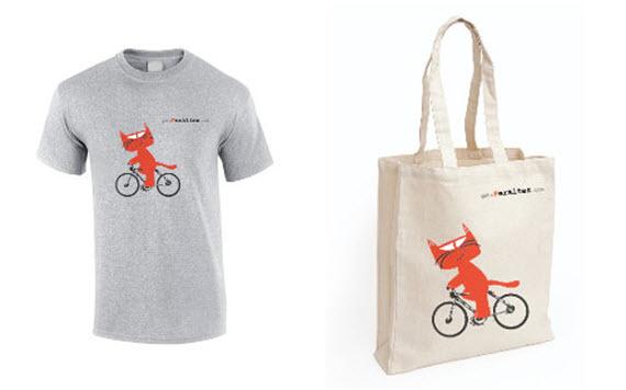 El libro del gato Peráltez 'Manual ilustrado de ciclismo urbano' busca mecenas