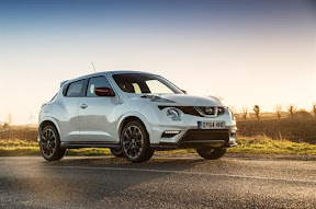 Standing out in a Juke Nismo