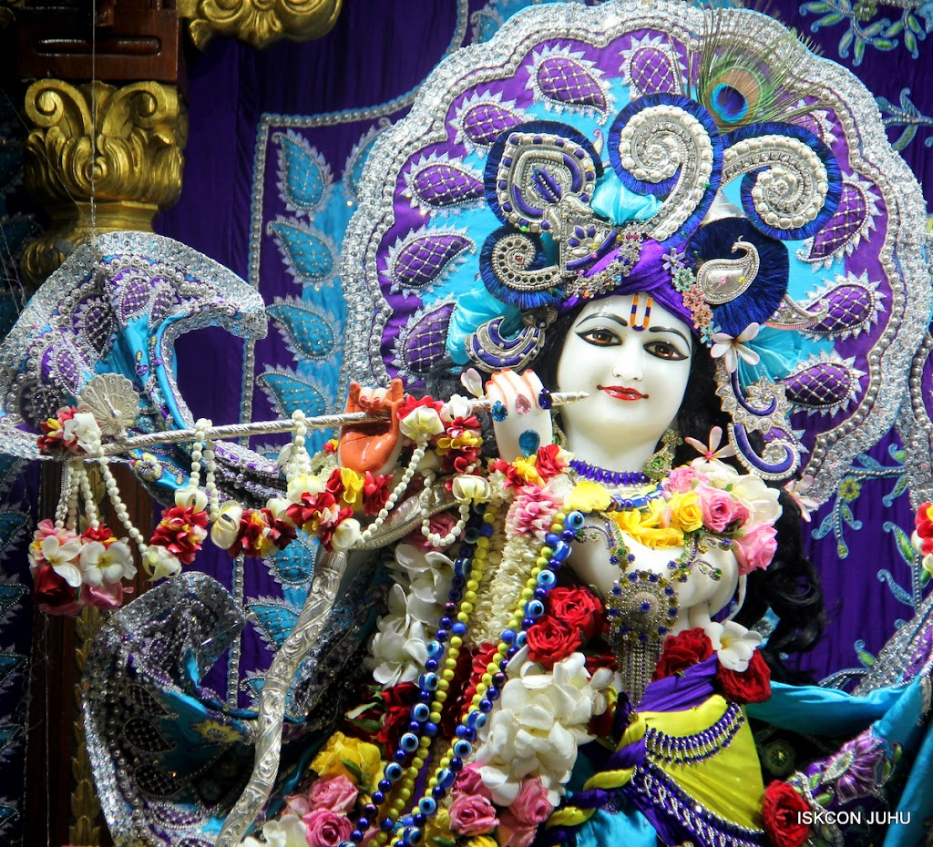 ISKCON Juhu Sringar Deity Darshan on 7th July 2016 (7)
