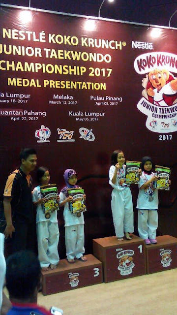 Tahniah Nur Alya Syahirah Binti Rosman