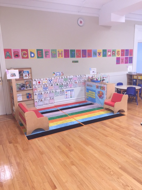 New Daycare rooms open now, limited space available!