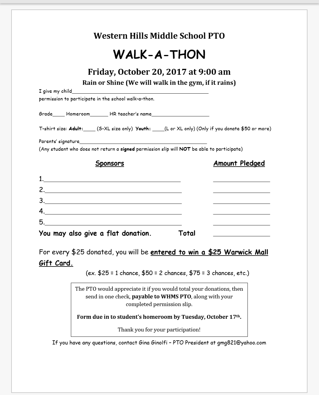 Pta Pto Monthly Budget Worksheet Today Sample For High School Students Pta Best Free Printable
