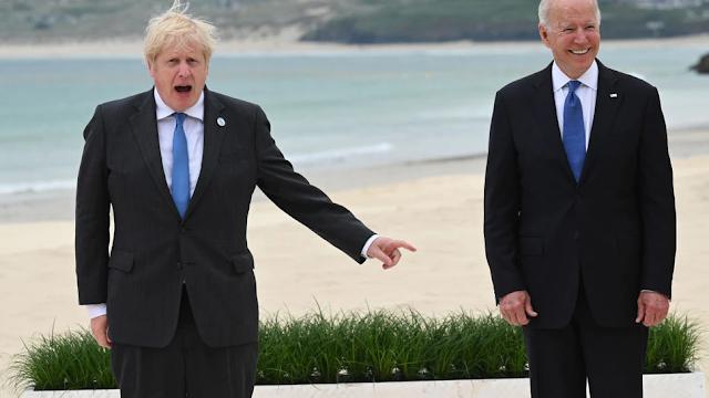 G7 Summit Woke Agenda: Boris Johnson Wants World More 'Feminine' And 'Gender Neutral'
