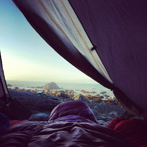 Waking up to the pacific northwest. (Photo by @akoester)