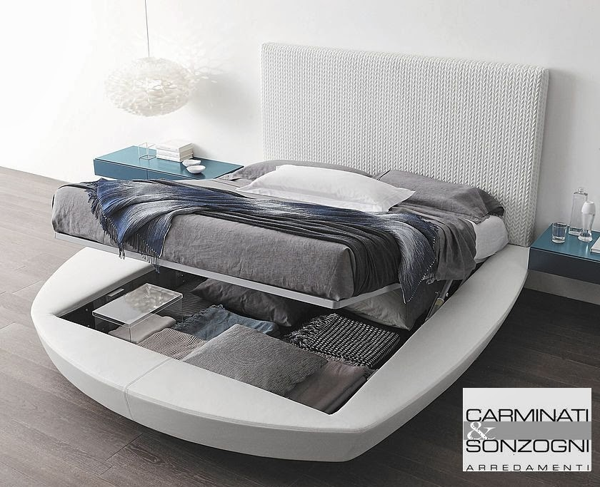 Beautiful Letto Matrimoniale Con Materasso Images - Skilifts.us ...
