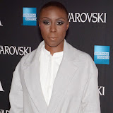 OIC - ENTSIMAGES.COM - Laura Mvula at the Alexander McQueen: Savage Beauty - private view Victoria and Albert Museum London 14th March 2015 Photo Mobis Photos/OIC 0203 174 1069