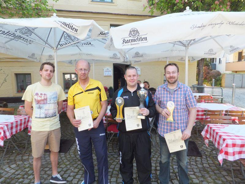 Vereinsmeisterschaften 2016: Herren