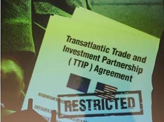 Traité de libre-échange TTIP La France veut l'arrêt des négociations