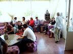 Reunión de alumnos en el hotel Asma