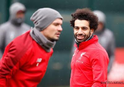 Liverpool-ploegmaat deelt de hilarische nieuwjaarswensen van Salah met zijn miljoenen volgers