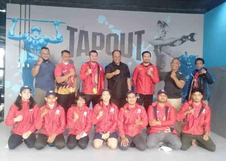 Ketua Institute Ju-Jitsu DKI Jakarta Abdul Azis Muslim SH, Kirim Atlet Terbaik Nya MengikutiPON XX 2021 Papua...