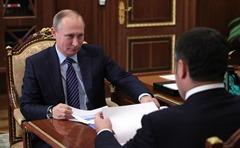 Putin-meet-Igor-Rudenya-2