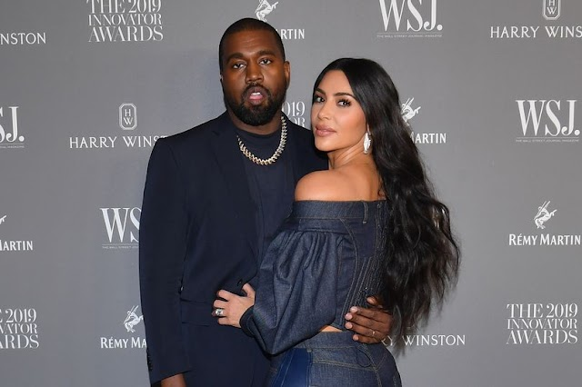 Kim Kardashian & Kanye West 'Getting Divorced' As She Drops Her $1.3M Ring