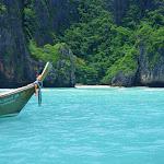 Island paradise at Ko Phi Phi