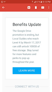 Google Local Guides Programme