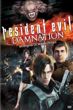 Resident Evil: Damnation - 2012 Türkçe Dublaj BRRip indir