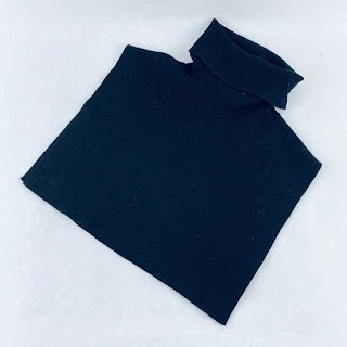 Theory NEW Turtleneck Dickey