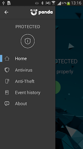 Endpoint Protection - Panda 3.2.5 screenshots 3