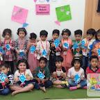 Makar Sankranti Celebration by Nursery Morning Section at Witty World, Chikoowadi (2017-18)