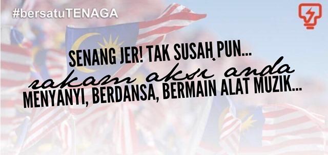#bersatuTENAGA3
