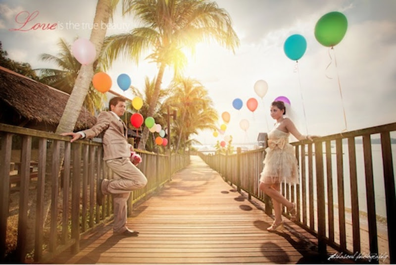 Awesome Pre-Wedding Photo shoot Portraits