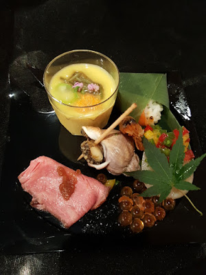 An exquisite selection of Hokkaido specialties.