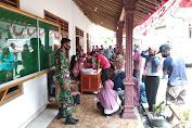 Ratusan Warga di Dua Desa Diwilayah Juwangi Dapatkan Vaksin Sinovac